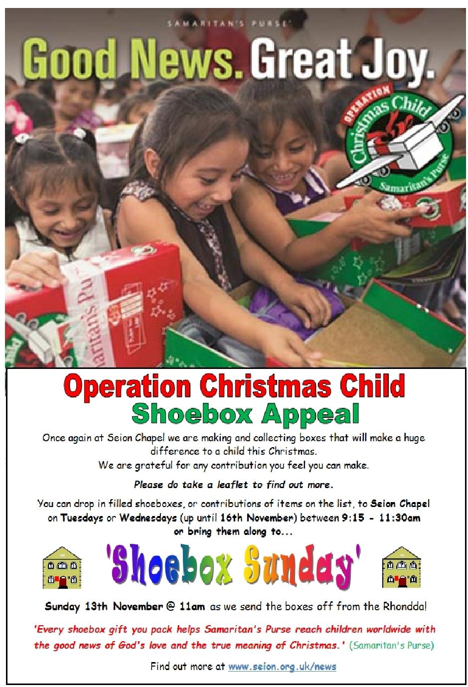 Donation Christmas Gifts